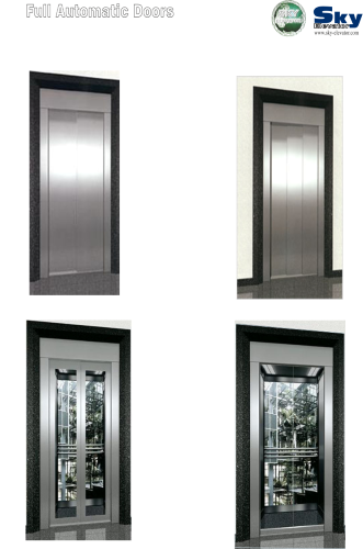 Full Automatic Doors