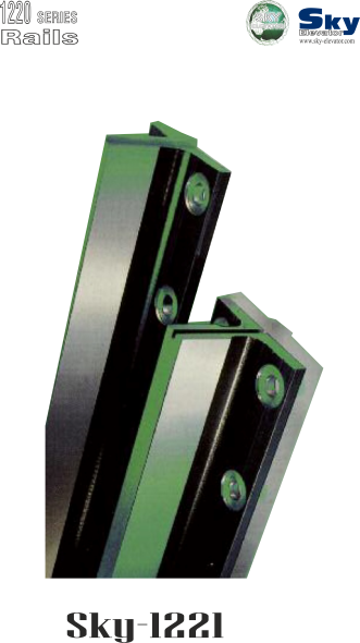 1220 Series (HIGH QUALITY GUIDE RAILS)